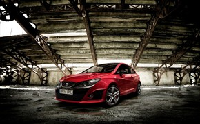 Seat Ibiza Coupe Tunning wallpaper