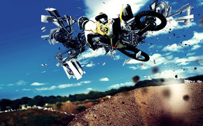 Motorcycle Race wallpaper