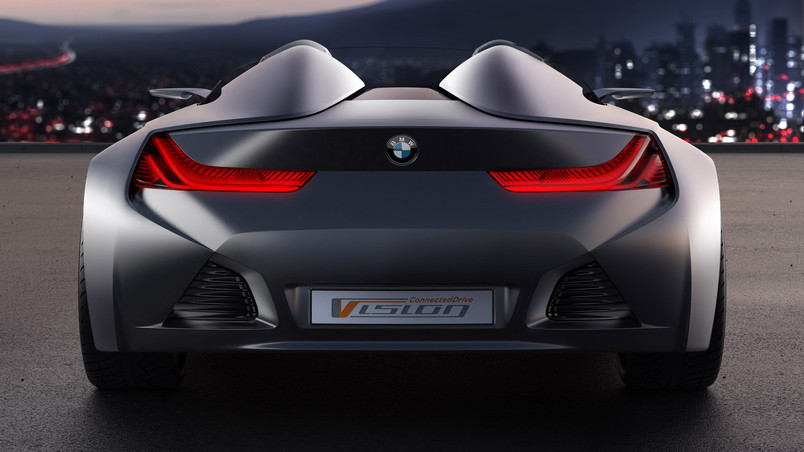 BMW Vision Rear wallpaper
