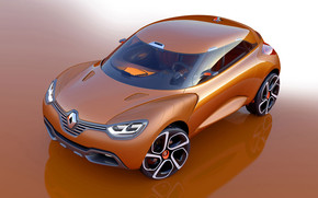 Renault CAPTUR Concept wallpaper
