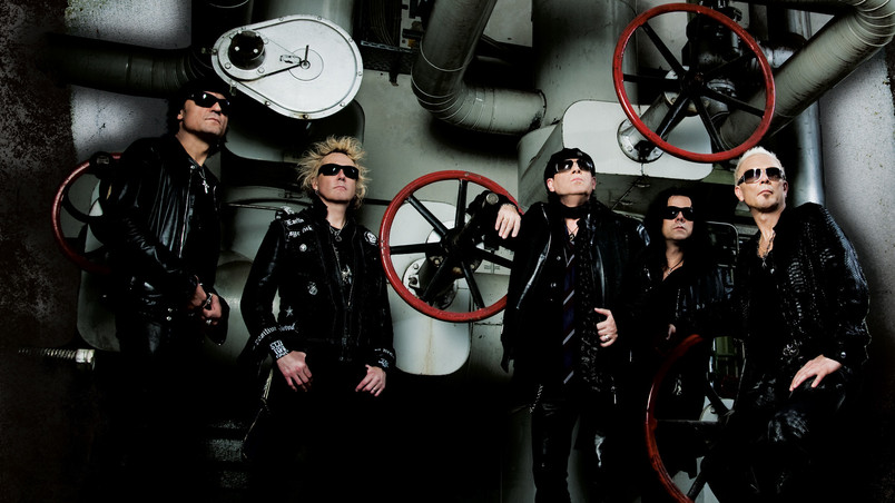 Scorpions Band wallpaper