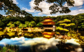 Great Japanese Temple wallpaper