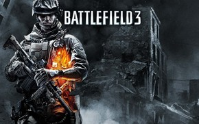 Battlefield 3 Person wallpaper