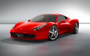 Ferrari 458 Italia Front