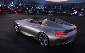 BMW Vision Connected Drive Concept 2011 wallpaper