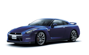 Nissan GTR Studio 2012 wallpaper