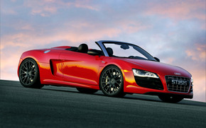 Stasis Audi R8 V10 wallpaper