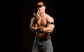 John Cena Fear Less wallpaper