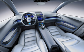 Subaru Impreza Concept Interior