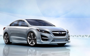 Subaru Impreza Concept Car wallpaper
