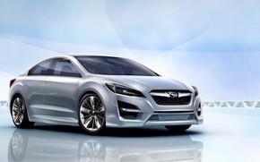 Subaru Impreza Concept Car