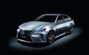 Lexus LF-Gh Hybrid Concept 2011