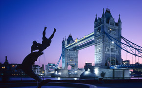 Beautiful London Tower Bridge wallpaper