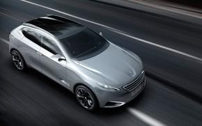 Peugeot SXC Concept Speed
