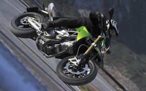 Aprilia Dorsoduro 2011 wallpaper