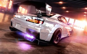 Nissan Tuning wallpaper