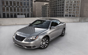 2011 Chrysler 200 S Convertible wallpaper