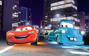 Cars 2 2011 wallpaper