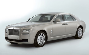 2011 Rolls Royce Ghost Studio wallpaper