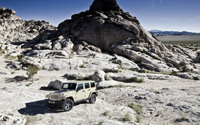2011 Jeep Wrangler Mojave wallpaper