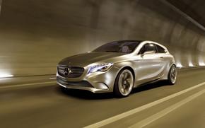 2011 Mercedes Benz Concept A