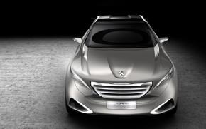 Peugeot SXC Concept Front