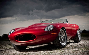 2011 Eagle Jaguar E Type Speedster wallpaper