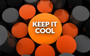 Keep it Cool wallpaper