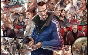 GTA 4 wallpaper