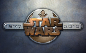 Cool Star Wars Logo wallpaper