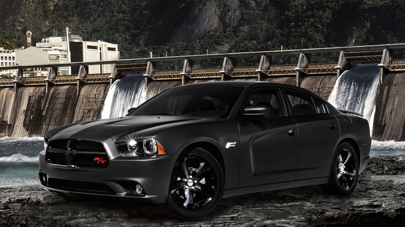 Dodge Charger Rt Fast Five Hd Wallpaper Wallpaperfx