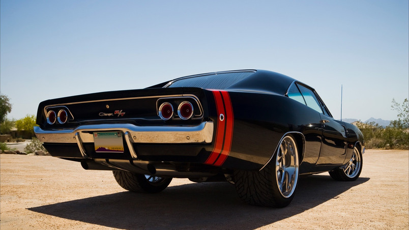 preview old dodge challenger r t