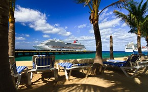 Cruise Ships wallpaper