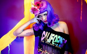 Katy Perry California wallpaper