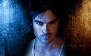 Ian Somerhalder Poster wallpaper