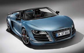 2011 Audi R8 GT Spyder Studio wallpaper
