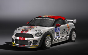 Mini John Cooper Endurance wallpaper