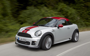 2012 Mini Coupe Production Speed wallpaper