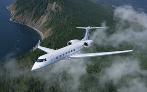 Aerospace G550 wallpaper
