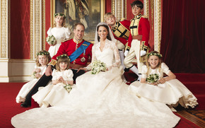 William and Kate Royal Wedding wallpaper