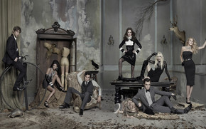 Gossip Girl Poster wallpaper