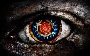 HDR Eye
