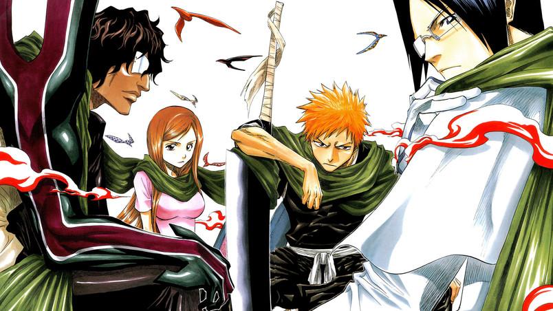 Bleach Anime HD Wallpaper - WallpaperFX