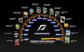 Need for Speed Celebration wallpaper