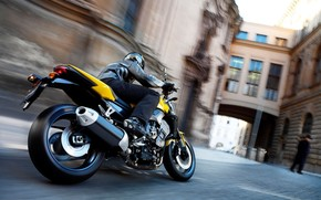Yamaha City Race wallpaper