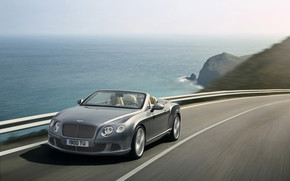2012 Bentley Continental GTC wallpaper