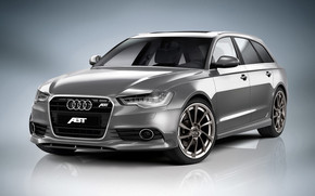 2011 Abt Audi A6 Avant wallpaper