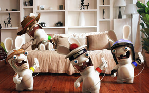 Rabbids wallpaper