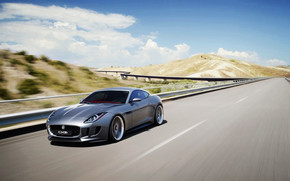 2011 Jaguar CX16 Concept wallpaper