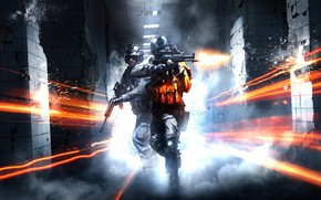 Battlefield 3 Co Op wallpaper